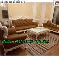 7 Xưởng sản xuất bàn ghế sofa phong cách tân cổ điển uy tín chất lượng