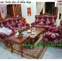 13 Xưởng sản xuất bàn ghế sofa phong cách tân cổ điển uy tín chất lượng