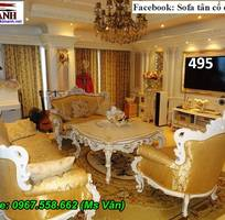 18 Xưởng sản xuất bàn ghế sofa phong cách tân cổ điển uy tín chất lượng