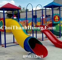 6 Cầu trượt trẻ em giá rẻ do cty sản xuất và phân phối đảm bảo chất luợng.