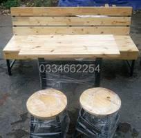 Bàn ghế cafe gỗ , tại hà nội , giá rẻ