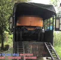 3 Bàn giao thành công máy trộn bê tông tự hành Hồng Hà về Tuyên Quang