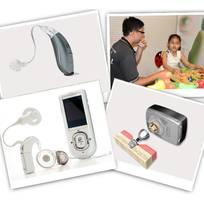 Dịch vụ đo khám và can thiệp máy cho trẻ điếc bẩm sinh.