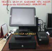 Máy tính tiền cho quán ăn tại Biên Hòa, Đồng Nai