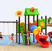 10 Cầu trượt nhựa nhập khẩu cho trẻ em giá rẻ