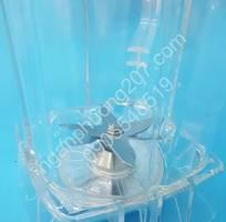 5 Máy xay sinh tố công nghiệp Blender ZW88 1200W, cối xay 2 lít