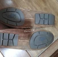 1 Bán giày da lộn hiệu POLO