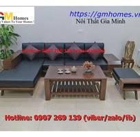 4 Sofa gỗ cao cấp   mẫu bàn ghế sofa gỗ đẹp