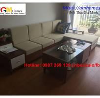 11 Sofa gỗ cao cấp   mẫu bàn ghế sofa gỗ đẹp