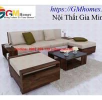 13 Sofa gỗ cao cấp   mẫu bàn ghế sofa gỗ đẹp