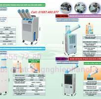Lý do chọn máy lạnh di động, máy làm mát điểm, điều hòa điểm NAKATOMI Nhật Bản