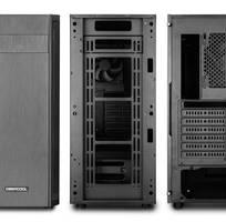 2 Vỏ thùng Case máy tính DEEPCOOL D-Shield V2 Mid Tower  DP-ATX-DSHIELD-V2  chính hãng