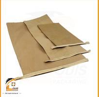 Bán bao giấy đựng xi măng