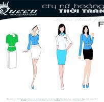 4 Chuyên thiết kế và may đồng phục công sở , áo thun, bảo hộ , blouse ...