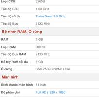 2 Bán laptop Asus Zenbook UX433FA i5/8GB/256GB/Win10