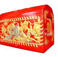 2 Tiểu, Quách Gỗ Vàng Tâm Nguyễn Tuấn