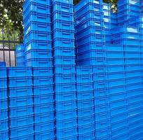 Thùng nhựa đặc-Sóng nhựa hở-Khay nhựa-Nhựa Thiên Ân
