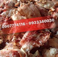 3 Chuyên Sĩ Lẻ các loại Thịt Cua Ghẹ, Càng Cúm, Đùi Ghẹ, Gạch Cua các loại nguyên liệu nấu.