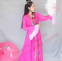 2 May bán và cho thuê trang phục chú cuội, cổ trang, thỏ ngọc giá rẻ