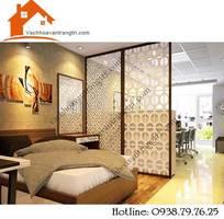6 Vách ngăn phòng khách và phòng ngủ - món đồ trang trí lý tưởng