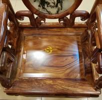 3 Bộ bàn ghế móc đá 8 món gỗ cao cấp