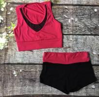 6 Đồ tập gym, yoga, aerobic cho nữ giá rẻ