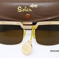 Kính Solex chữ H 503 mạ vàng 14k  1/25