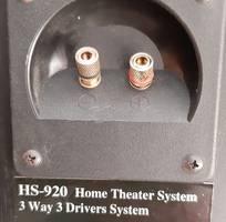 16 Loa HBX model HD 920, HD 820