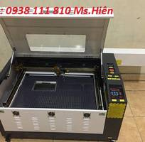 Máy laser cắt khắc gỗ , máy laser 6040 cắt khắc mica