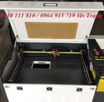 2 Máy laser cắt khắc gỗ , máy laser 6040 cắt khắc mica