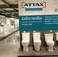 1 Thiết bị vệ sinh Attax - tìm đại lý trên toàn quốc