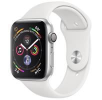 Apple Watch Series 4 44mm silver sport