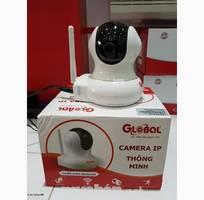 Camera hình robot TAG - I4W3-F6 quay quét 360 độ đàm thoại 2 chiều 1.350.000 đ