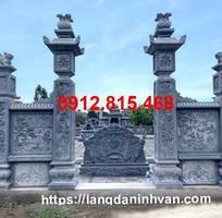 1 Mẫu cổng đá đẹp khu lăng mộ -  Mẫu cổng khu lăng mộ bằng đá đẹp - Cổng lăng mộ đá