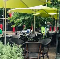 Bộ bàn ghế cafe ngoài trời Starbuck BTL-GC01N