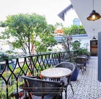 5 Bộ bàn ghế cafe ngoài trời Starbuck BTL-GC01N