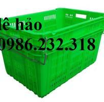 1 Song nhua rỗng HS011, HS018, HS0199, sóng nhựa bit, sọt nhựa