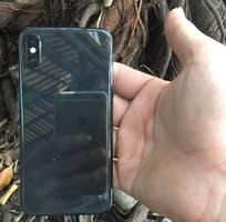 1 Iphone X 256Gb đen bản quốc tế