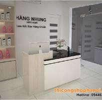 2 Thiết kế cửa hàng mỹ phẩm xách tay cho người mở cửa hàng