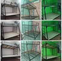 5 Chuyên sản xuất và cung cấp giường tầng sắt, inox giá rẻ