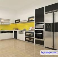 6 Tủ bếp chữ L phù hợp với mọi không gian nhà bếp
