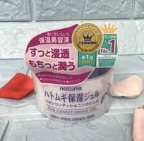 Bí quyết trẻ mãi ko già với kem dưỡng naturie skin conditioning gel 180g
