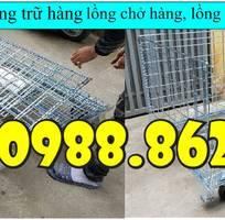5 Lồng thép chứa hàng, lồng thép để hàng giá rẻ, lồng thép tại hà nội, lồng sắt trữ hàng, long thep