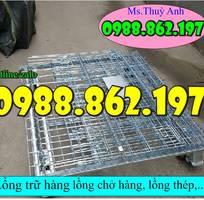 9 Lồng thép chứa hàng, lồng thép để hàng giá rẻ, lồng thép tại hà nội, lồng sắt trữ hàng, long thep