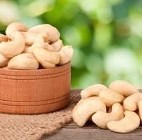 Những thành phần dinh dưỡng trong hạt điều