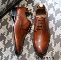 2 Giày tây công sở nam, giày cưới nam đẹp nhất hiện nay