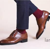 4 Giày tây công sở nam, giày cưới nam đẹp nhất hiện nay