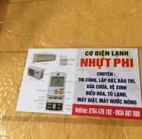 Chuyên sửa chữa lắp đặt vệ sinh máy lạnh máy giặt