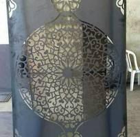 Gia công CNC Laser Trí Việt trên sắt tấm, kim loại tấm chi tiết máy