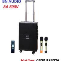Loa kéo BN Audio BA 600V-600W hàng mới nhập khẩu từ YORBA, LINDA, USA